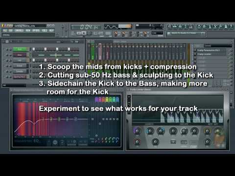 FL Studio Guru | Getting Thump & Punch on Kicks & Bass