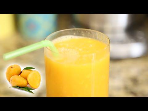 Mango Iced Green Tea