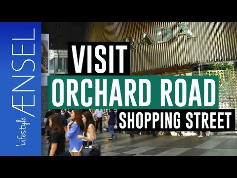 Orchard Road - What to do in Singapore - Singapore attractions #2