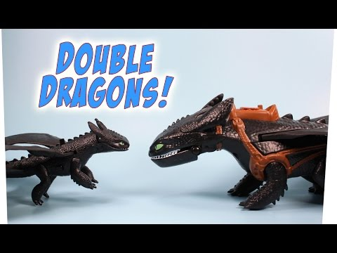 Dragons Defenders of Berk Giant Fire Breathing & Action Dragon Toothless