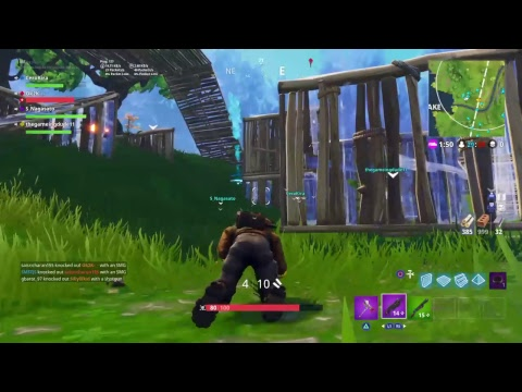 Fortnight playing 50V50 with suscribers and finding new