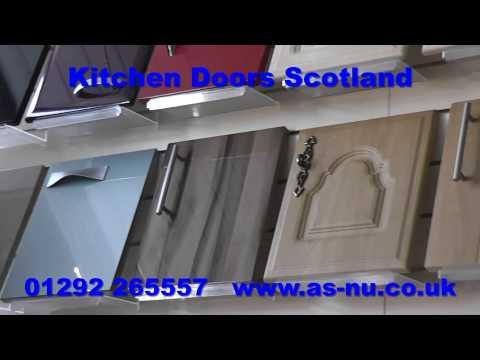 Kitchen Doors Scotland and Kitchens Scotland