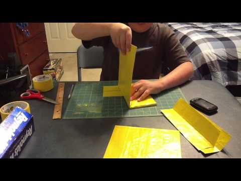 How To Make A Duct Tape Lunchbox