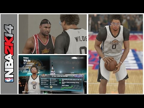 NBA 2K14 - Next Gen MyCAREER | The ROOKIE SHOWCASE + Ellis Talks More Trash!