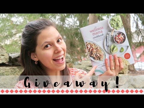 The Wellness Mama Cookbook REVIEW & GIVEAWAY! | Recipes From One Week Of Delicious Meals!