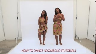 Download How to dance Ndombolo (Congolese Makolongulu Dance) *TUTORIAL* with Ceecee Coco and Aurelie Video