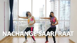 Nachange Saari Raat - DANCE FITNESS by NAACH
