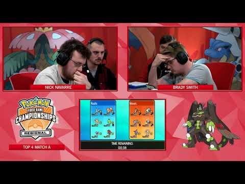 2017 Pokémon Memphis Regional Championships: VG Masters Top 4, Match A