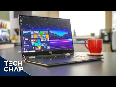 Dell XPS 15 2-in-1 Full Review | The Tech Chap