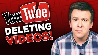 Youtube Caught Deleting Videos, Why It