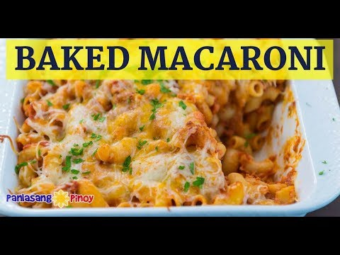 Carne Norte Baked Macaroni