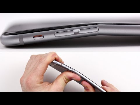 TECH Now: iPhone 6 Plus Bend Test & Other Ridiculous Tests