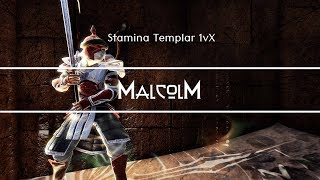 ESO - MagSorc Mostly Solo NonPet PvP Gameplay - PakVim net