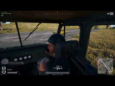 Why You Dont Jump Into Random Vehicles - PUBG