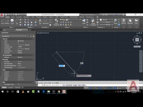 How to use Line and Poliline Command | AutoCad Command Tutorial