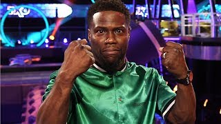 Kevin Hart Shows How Tough He Is To Beat In A Total Knock Out Obstacle Course   Men