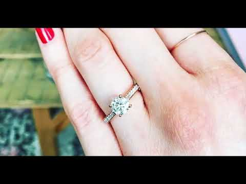 Beautiful Engagement Ring Trends for 2018