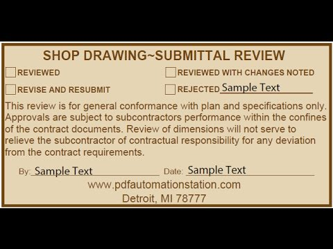 How To Complete Customized Dynamic Stamp Order From