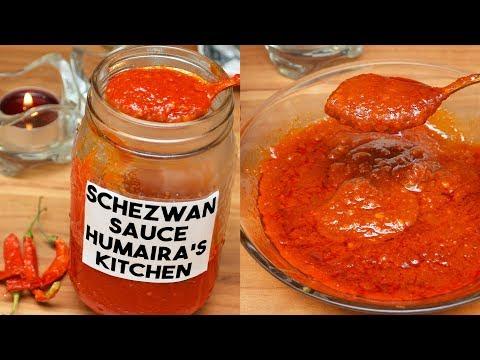 Schezwan sauce - Chinese sauce - Burger | Shawarma Chilli - Chicken Steak Sacue