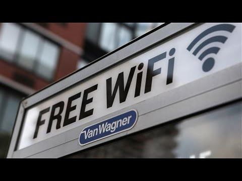 Google: Future of Free Wi-Fi Services Threatened