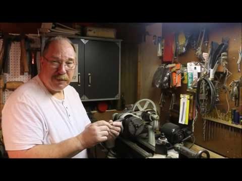 Borrowing From Scott Grandstaff ~ Pt 1 ~ Scotchbrite Polishing Wheel ~ by Old Sneelock's Workshop