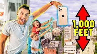 iPHONE 11 PRANK ON MY FAMILY! | The Royalty Family