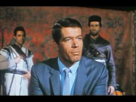 Stephen Boyd & Hugh Griffith - Opium Dialogue Scene!