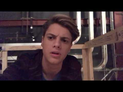 tattoos are addictive apparently | Jace Norman Vlog