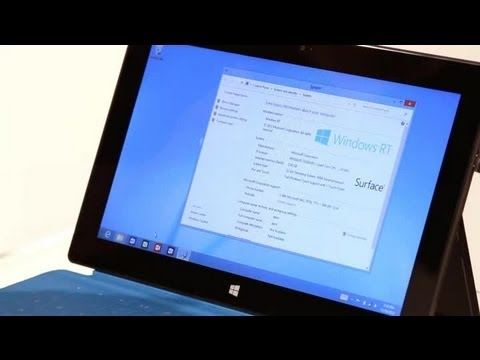 What Is the Difference Between Windows RT & Windows 8 Pro? : Windows 8