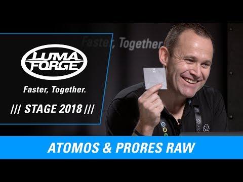 Atomos: ProRes RAW