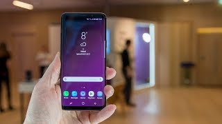 Samsung Galaxy launch three S10 models will have included a new feature you will not find in iPhones