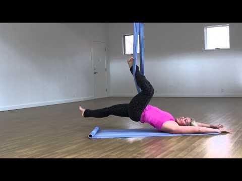 Atmosphere Fitness Restorative Aerial Yoga