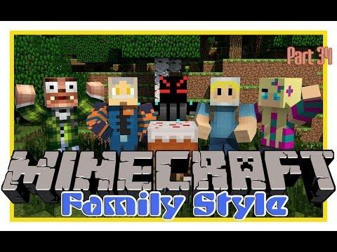 Minecraft Family Style: Buttaarz Pet Cheetah