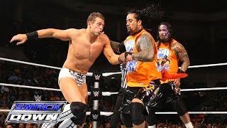 The Usos & Naomi vs. The Miz, Damien Mizdow & Alicia Fox: SmackDown, January 15, 2015
