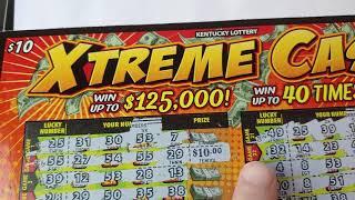3X Red Hot 7's - Kentucky Lottery Scratch Offs Videos & Books