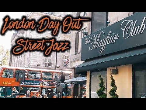 A Day Out in London - Street Jazz | Vlog