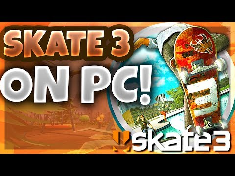 How to play Skate 3 on PC! - 2018 - RPCS3