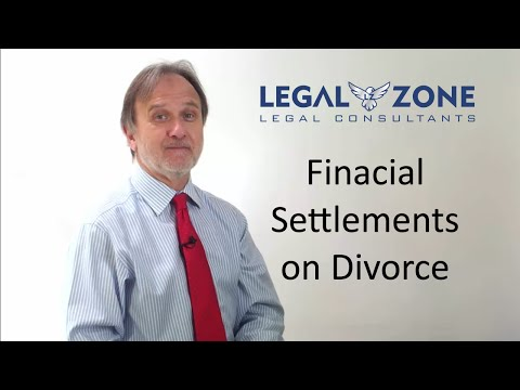 Financial Settlements After Divorce