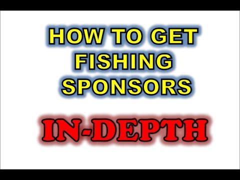 How To Get Fishing Sponsors (In-Depth)