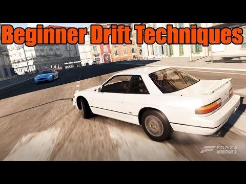 Forza Horizon 2 | Beginner Drifting Techniques