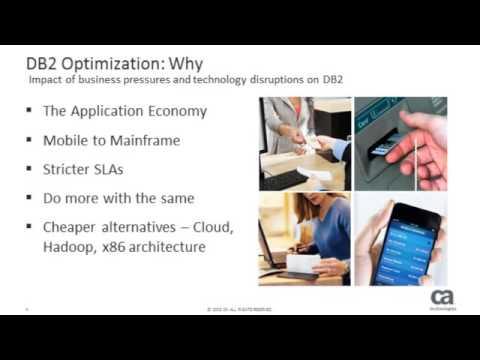 Conquer DB2 Optimization Video