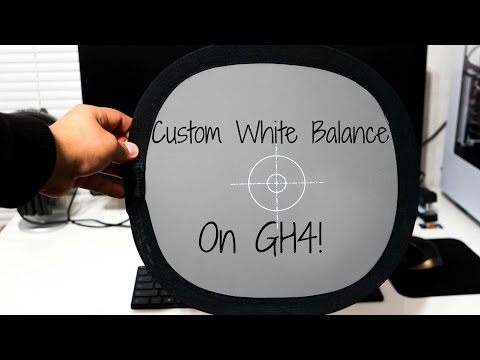Improve Your Videos With This! (Custom White Balance On GH4 and GH5)