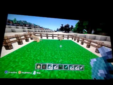 How to tame ocelot in minecraft Xbox 360 edition