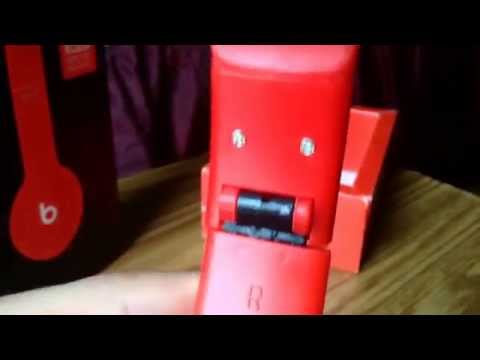 Fake $10 Beats solo HD Red