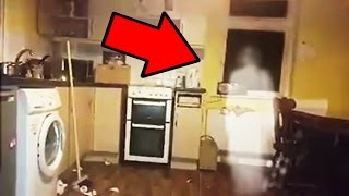 REAL GHOSTS Caught on Tape? Top 5 Real Ghost Caught on Camera Videos
