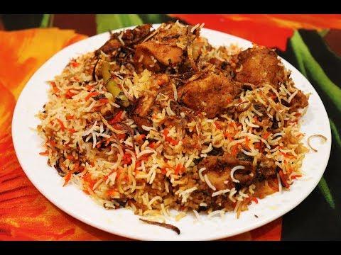 Kachche Gosht Ki Dum Biryani Video | Hyderabadi-Style Kacche Ghosht ki Biryani