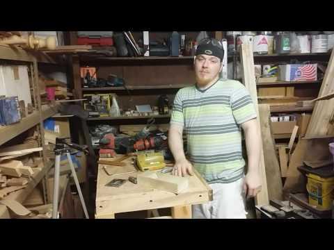 Japanese hand plane build