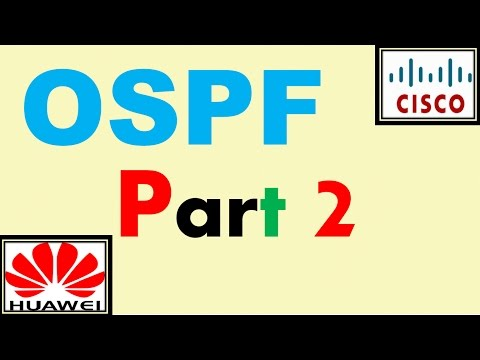 OSPF Configuration Steps