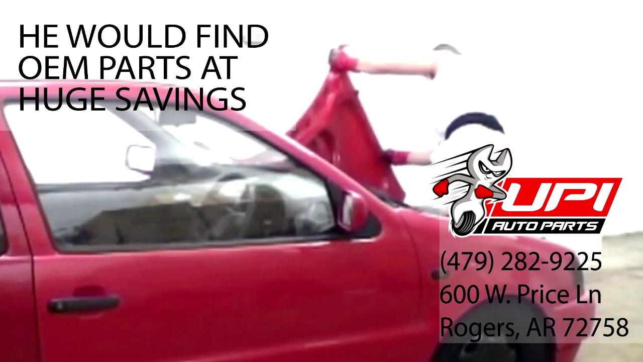 U Pull It Auto Parts Street Fighter Rogers