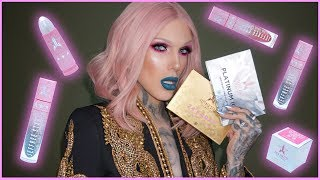 HOLIDAY 2017 ⭐️ COLLECTION & SKIN FROST PALETTE REVEAL | Jeffree Star Cosmetics